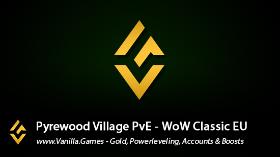 Server Population Info for Pyrewood Village EU