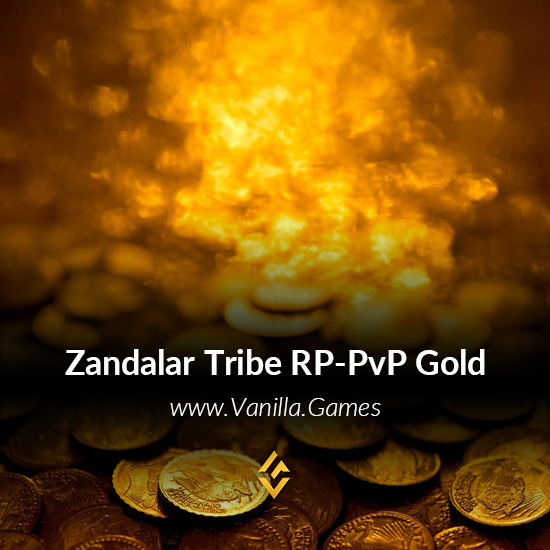 Buy WoW Classic Gold Zandalar Tribe